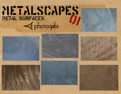 metalscapes vol 01