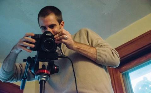 videographer extraordinaire, Brian